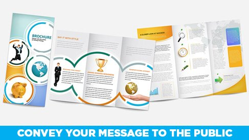 tri fold half fold brochure euro a4 size 8 27x11 69 printpapa