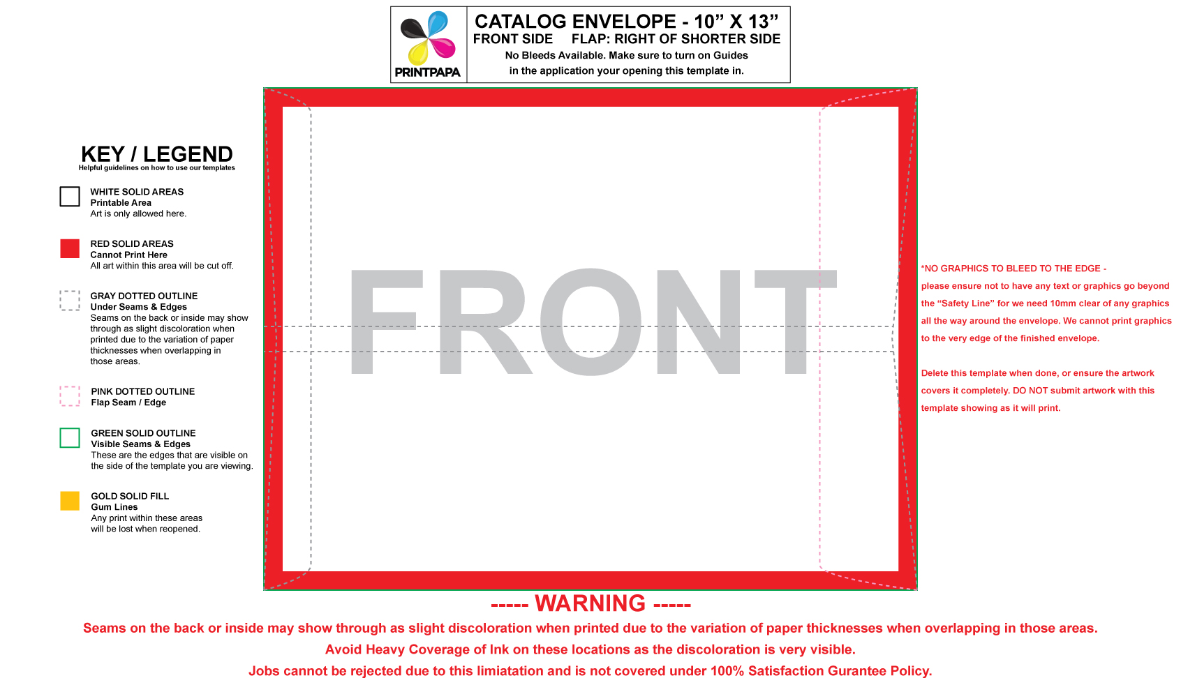 no 10 envelope template - 10 window envelope template pdf free programs