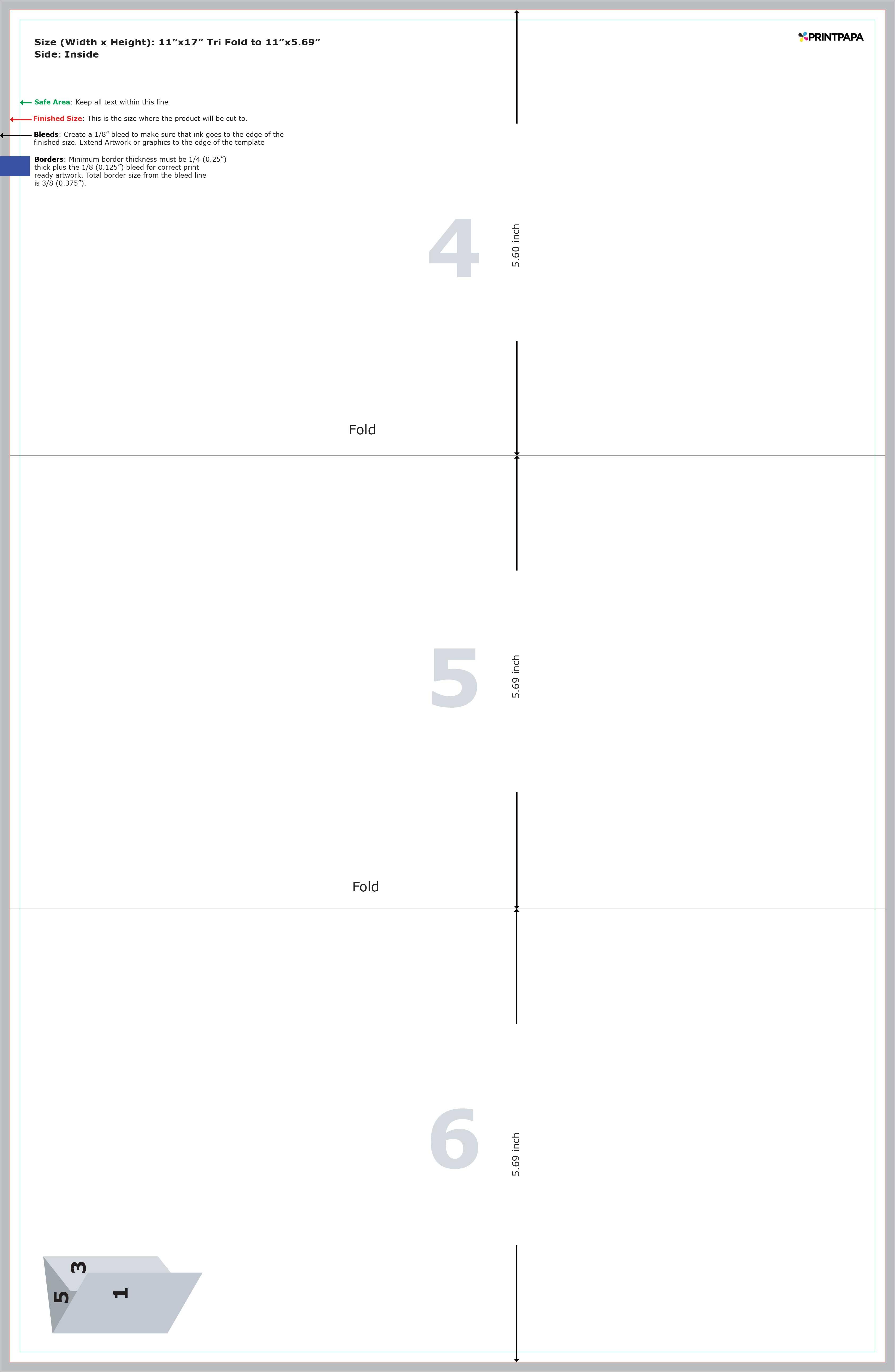 11x17 trifold template koni polycode co