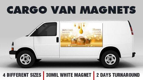 Cargo Van Magnets