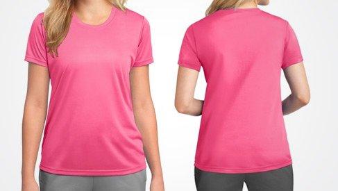 fb9cdb018 Port & Company Ladies Essential Performance Tee. LPC380 - Political  Campaign T-Shirts - PrintPapa