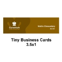 Standard business cards printpapa tiny business cards 35x1 colourmoves