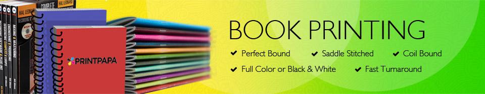 Book Printing Printpapa