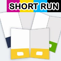 Short Run Pocket Folders (5+)